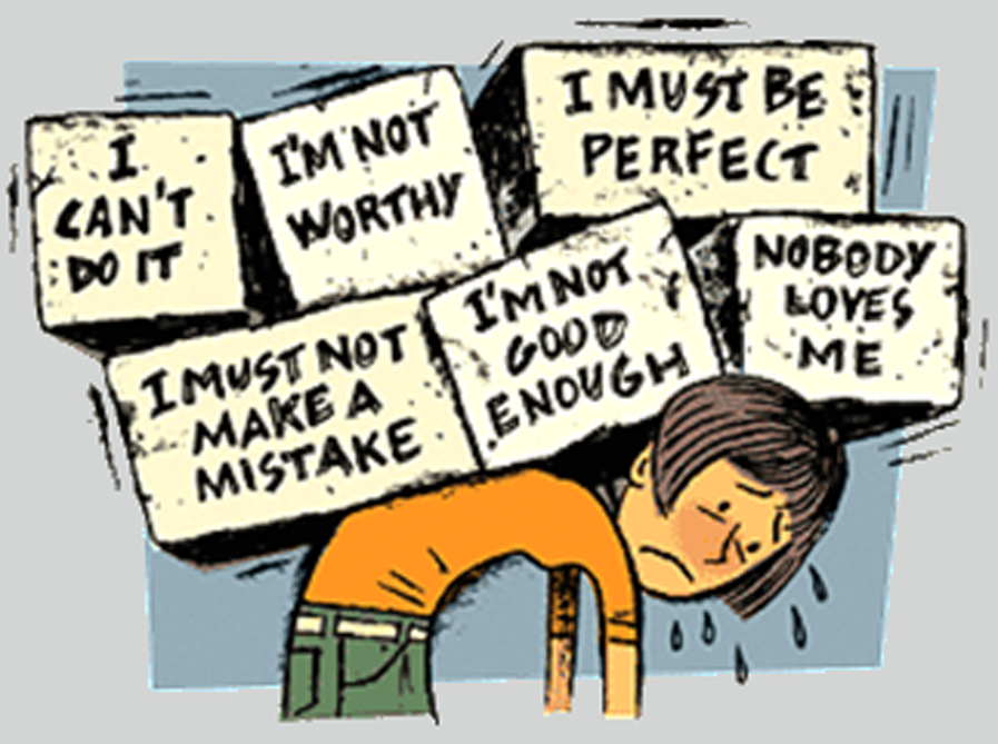 negativna prepričanja_čustveno prenajedanje